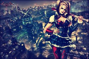 Harley Quinn by saifbeatsart