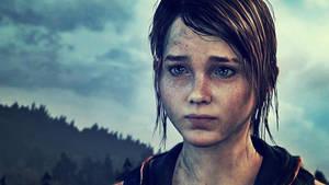 The Last of Us - Ellie #1 by saifbeatsart