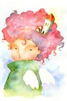 My little Angel by CarmenGN