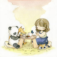 Tea Time! by CarmenGN