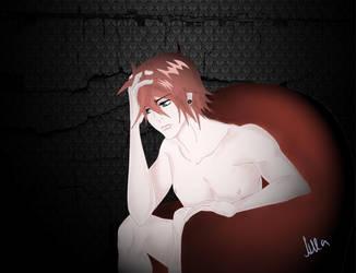 Senshirou my new OC by AngelAsura