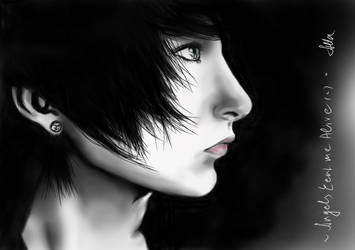 Shadows of my soul... by AngelAsura