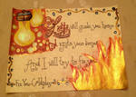 Illuminated Manuscript|Fix You by animalover4six