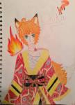 Chika|Art Trade by animalover4six