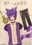 Ara Cheshire|New Outfit by animalover4six