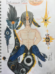 Cyriac|Solar Eclipse|Bakuinawa|MYO by animalover4six