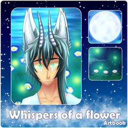 Whispers Of A Flower|Preview|Night/Repose by animalover4six