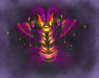 Shining Jack O'Lantern | Entry 2 | Fear Me!! by animalover4six