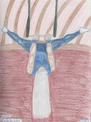 KS: Leon Trapeze by bluegirl4