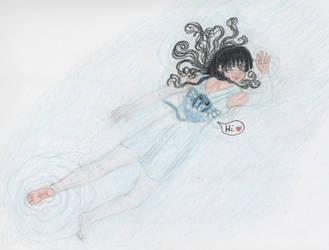 Fan art: Piggy Back by bluegirl4
