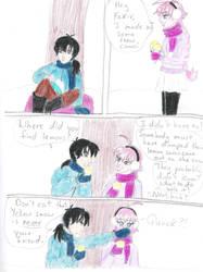 PT: Snow Lesson by bluegirl4