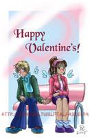 Happy Valentine's XD by Sirtaki