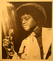 Young Michael Jackson by 1brownchocolate