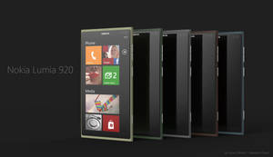 Nokia Lumia 920 Windows Phone 8 (p6) by JonDae
