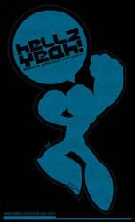 .:: Hellz Yeah_Logotype ::. by Afrochild