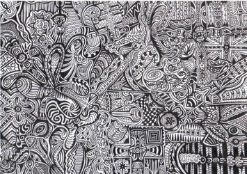 bipolar pen and paper by tomgabriel
