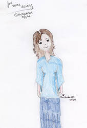 First Drawing by theshakesss