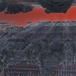 A Long Forgotten Dead City by NegativeSpectrum