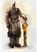 Orc Warrior by Cok3ster