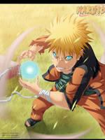 Uzumaki Naruto by Gray-Dous