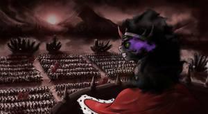 King Sombra's Empire by DarkSittich