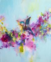Hummingbird by meirou