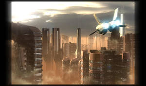 cityscape by soheil