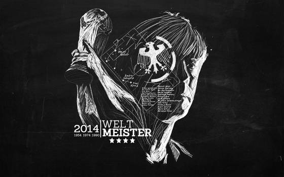 Weltmeister 2014 by aimse