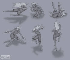 Chtistone Sketches02 by CyclesofShadows