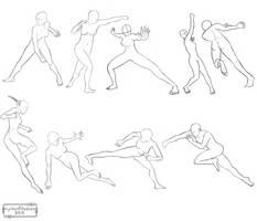 Sketch Study 4 by CyclesofShadows