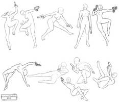 Sketch Study 5 by CyclesofShadows