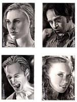 True Blood Set 1 by RandySiplon
