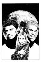 Buffy - Triangle by RandySiplon