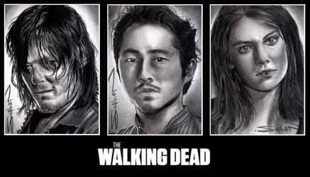 The Walking Dead 2 by RandySiplon