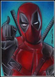 Deadpool by RandySiplon
