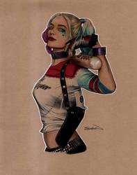 Harley Quinn by RandySiplon