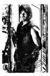 Daryl Dixon by RandySiplon