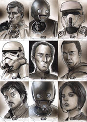 Rogue One Series 2 by RandySiplon