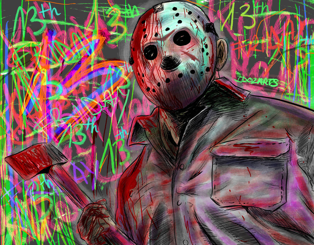 Jason my little boy by doz67