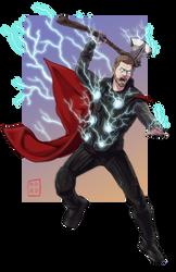 Bring me Thanos! by TheAngryAron