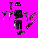 Mafia Set by Anevis