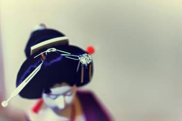 kimono doll 2 by Obsidian-Eyes
