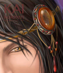 Mine - Details 1 by Kaikoloren