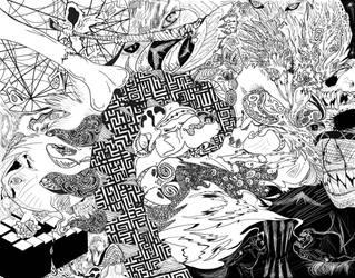 Zentangle by ezra91020