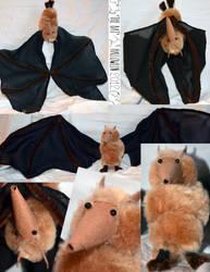 Baby Bat by ezra91020