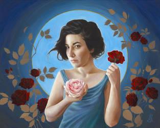 New Rose by starwonderart