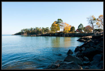 Crowninshield Island by ruindur