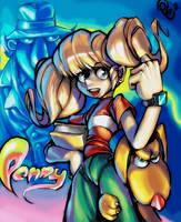 Penny by EyeOfVogler