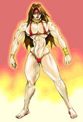 Muscle Beauty 1 by EyeOfVogler