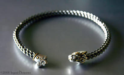 MissMonster Torc by Illahie